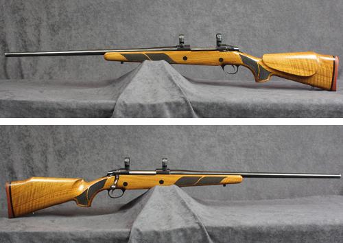 中古 ライフル サコ― M75 300WIN MAG