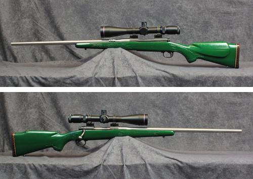 中古 ライフル ウィンチェスター M70 308WIN