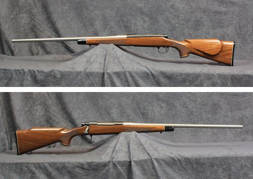 中古 ライフル レミントン M700 35ウェーレン