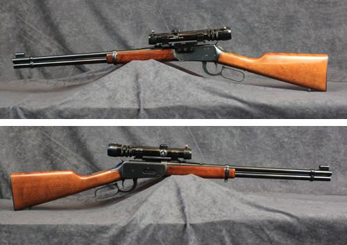 中古 ライフル ウィンチェスター M94 30-30WIN スコープ付