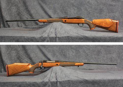 中古 ライフルサコ― AV 300WIN MAG