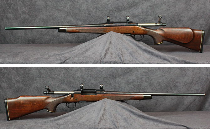 中古 ライフル レミントン M700PM 30-06