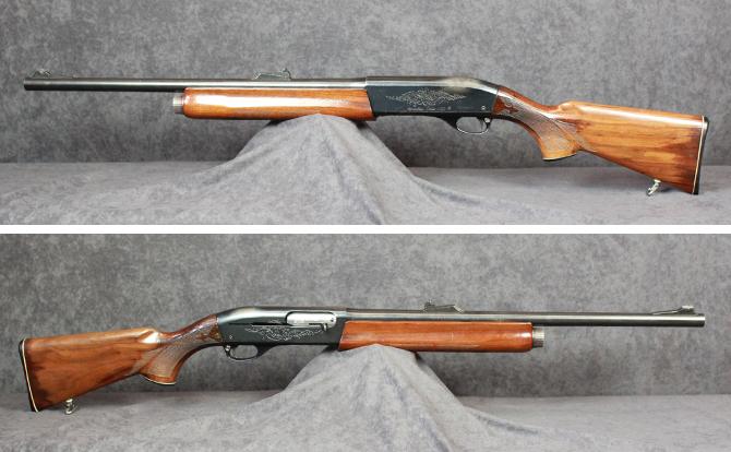 中古 ショットガン レミントン M1100 12-22 スラッグ