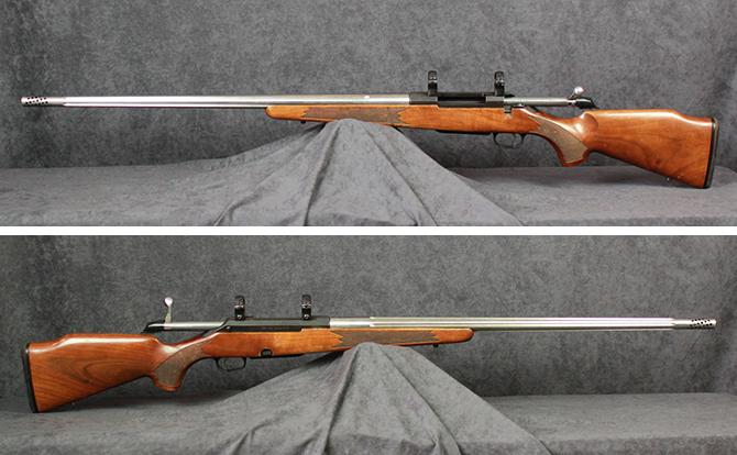 中古 ライフル ティッカ M695 LH 300WIN MAG