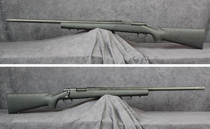 新銃 ライフル レミントン M700 308WIN