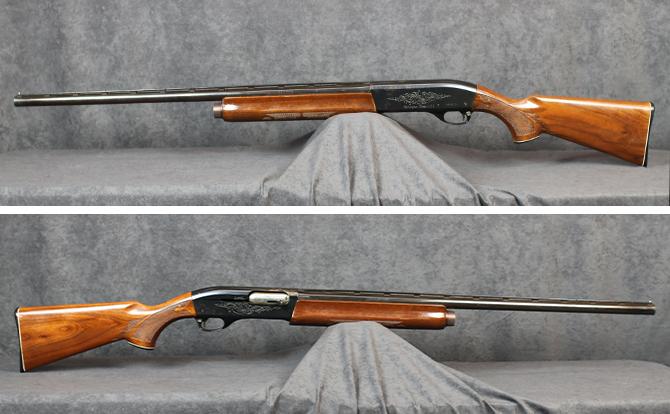 中古 ショットガン レミントン M1100 12-28