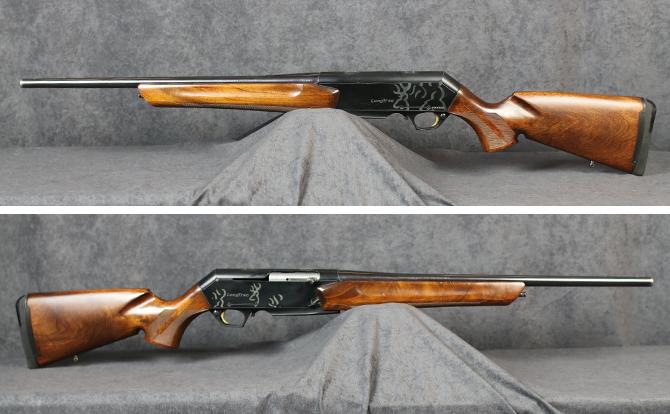 中古 ライフル ブローニング ロングトラック 300 WIN MAG