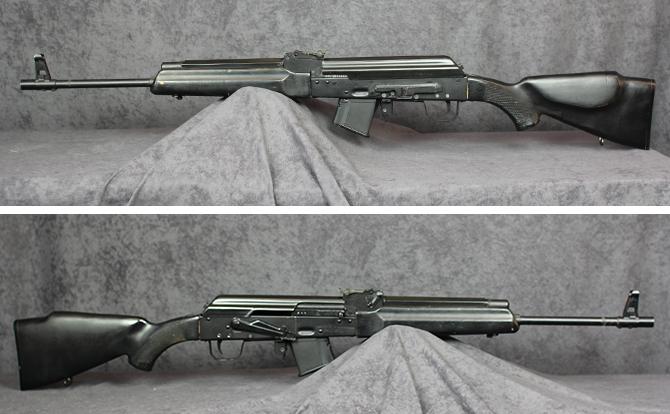 中古 ライフル サイガ 7.62×39