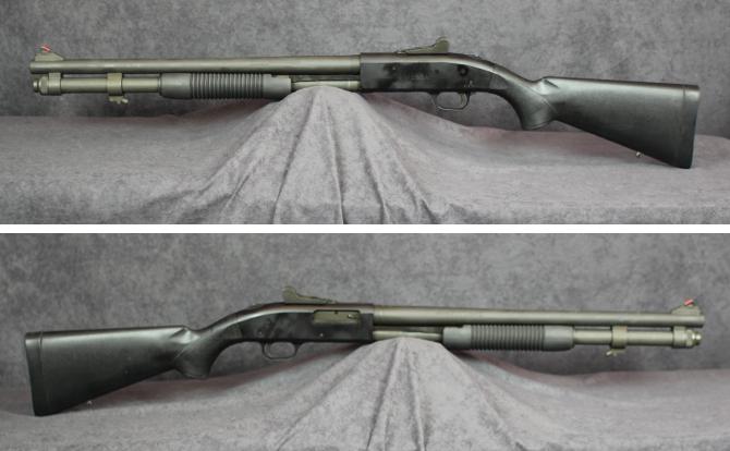 中古 ショットガン モスバーグ M590A1 12-20