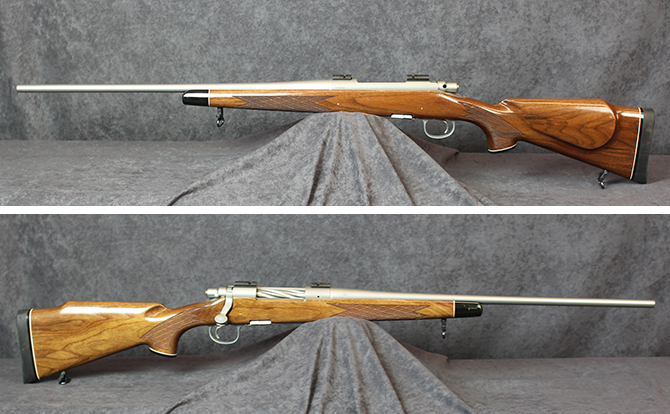 中古 ライフル レミントン M700DM 30-06