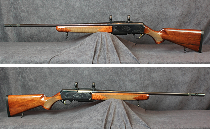 中古 ライフル ブローニング BARマーク2 300 WIN MAG
