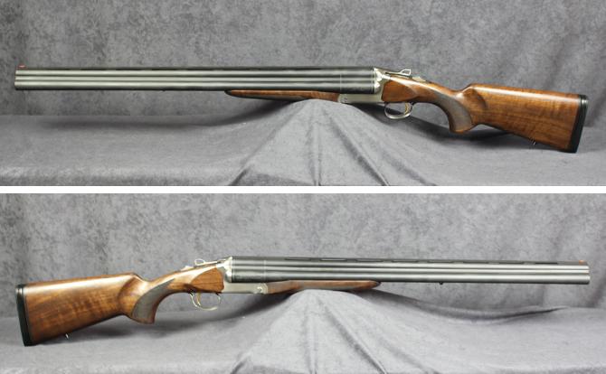 新銃 ショットガン アーミースポーツ トリプルクラウン 12-28 交換チョーク式