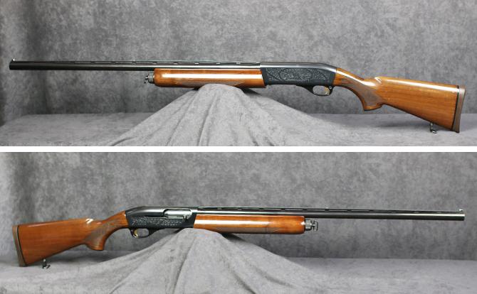 中古 ショットガン レミントン M11-87 12-28 交換チョーク式
