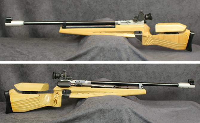 中古 エアーライフル ファインベルクバウ M601 5.5mm