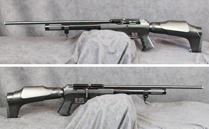 中古 エアーライフル FXエアーガンズ グラディエーター 5.5mm ポンプ付 保証無し