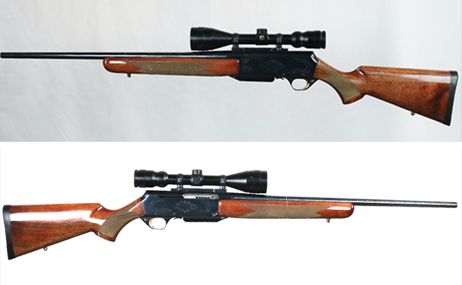中古 ライフル ブローニング BARマーク2 30-06 スコープ付