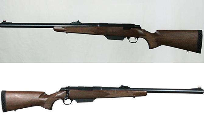 新銃 ブローニング Aボルトショットガン 12番 3-12 スコープ ベース リングサービス