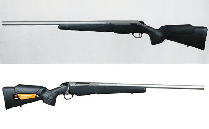 新銃 ライフル ティッカ T3X ステンレスバーミント 300WSM
