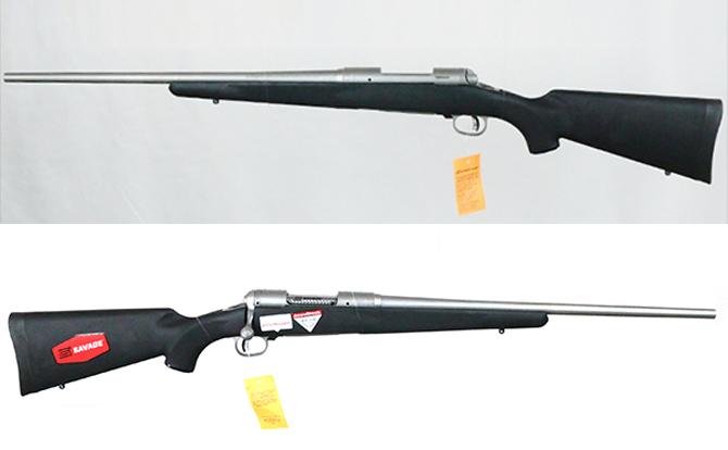 新銃 ライフル サベージ 116FCSS オールウェザー 308 30-06