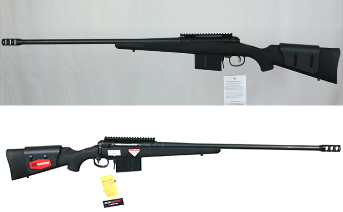 新銃 ライフル サベージ M111 ロングレンジハンター 338ラプア