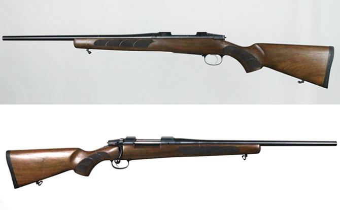 新銃 ライフル CZ 557スポーター 308WIN 30-06