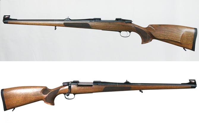 新銃 ライフル CZ 557FS 308WIN 30-06