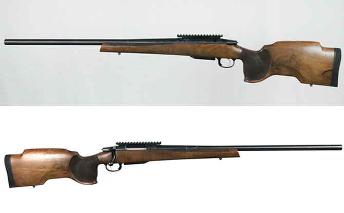 新銃 ライフル CZ 557バーミント 308WIN