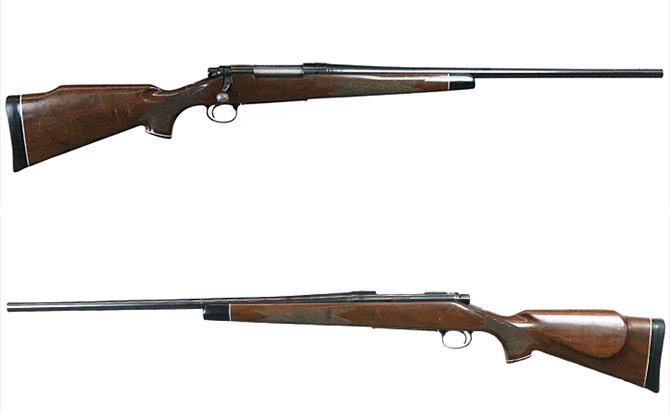 中古 ライフル レミントン M700 300WINMAG