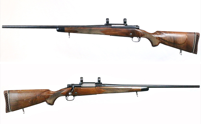 中古 ライフル ウィンチェスター M70 300WINMAG