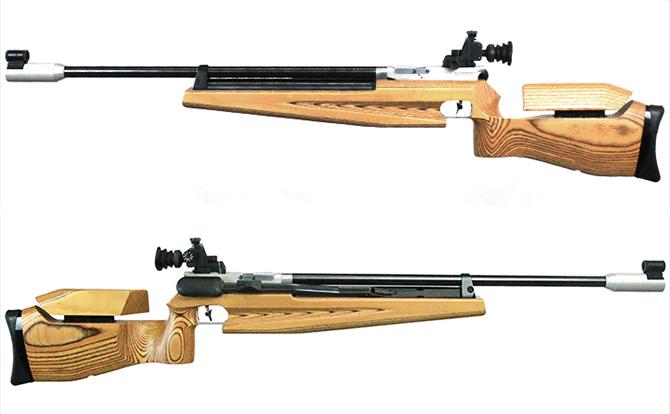 中古 エアライフル ファインベルクバウ M601 4.5mm