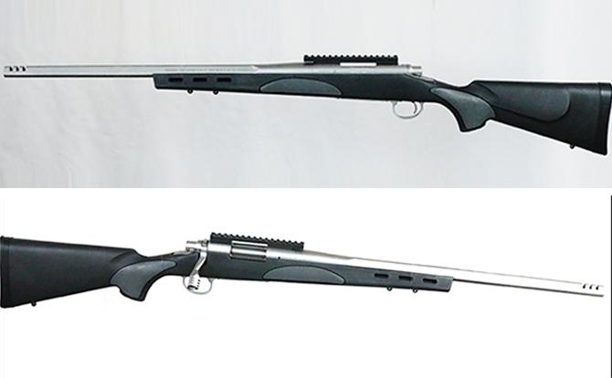 新銃 ライフル レミントンM700 VTR SS 308WIN