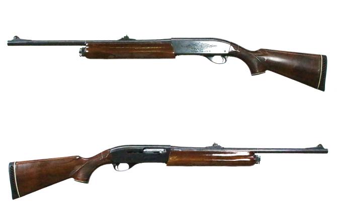 中古 ショットガン レミントン M1100 20-22