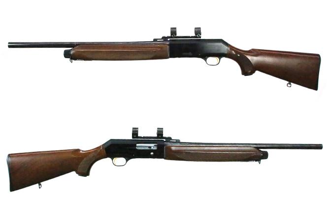中古 ショットガン べレッタ AL390 12-23 ハーフライフルド 替銃身26 交換チョーク式
