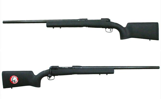 新銃 ライフル サベージ 110FCP.H.Sプレシジョン 300WINMAG 24バレル