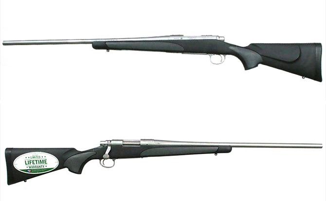新銃 ライフル レミントン M700 SPS ステンレス 243WIN 24バレル