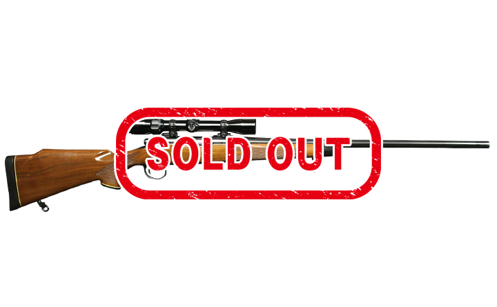 【SOLDOUT】中古 ライフル レミントン M700BDL 300WIN MAG スコープ付