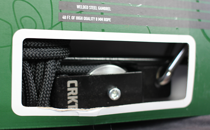 CRKT HOIST'N LOK BIG GAME HOIST